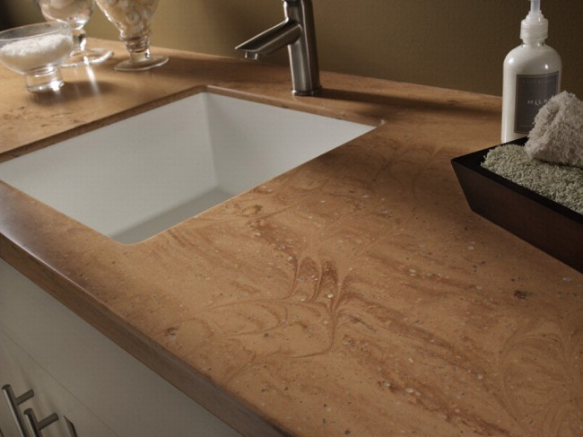 Solid Surface Countertops Surface Creations